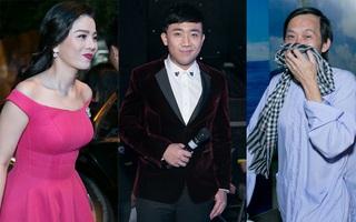 """Hoài Linh, Trấn Thành cùng dàn sao Việt hào hứng tụ hội tại đám cưới """"khủng"""""""