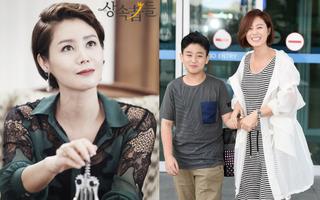 """Mỗi lần sinh quý tử, """"Mẹ Kim Tan"""" Kim Sung Ryung được chồng đại gia tặng cho 2 tỉ"""