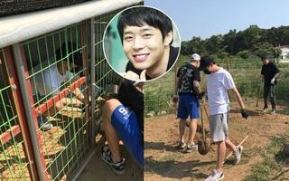 """Hôn thê gia thế """"khủng"""" Hwang Hana lần đầu công khai khoe ảnh Yoochun trên Instagram"""