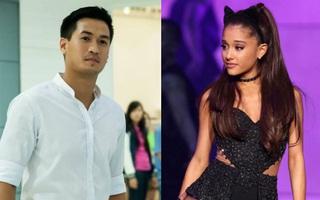 Phillip Nguyễn đăng thư xin lỗi khán giả kèm theo chữ ký của Ariana Grande