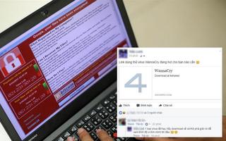 Những ai đang cố tình phát tán virus WannaCry tại Việt Nam có thể bị phạt đến 12 năm tù