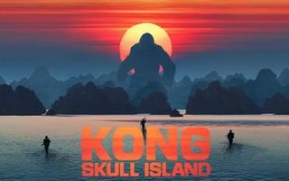 """Dẫn đầu phòng vé cuối tuần, nhưng """"Kong: Skull Island"""" còn khuya mới phá được thành tích của """"Godzilla"""""""