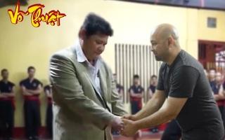 Cao thủ Vịnh Xuân Flores sẽ xin phép để đấu Huỳnh Tuấn Kiệt