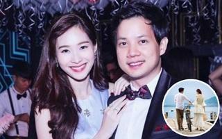 HOT: Hoa hậu Đặng Thu Thảo sẽ lên xe hoa cùng bạn trai Trung Tín vào đầu tháng 10 tới