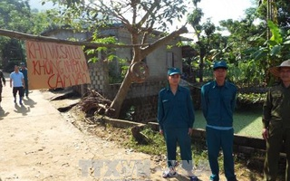 Hòa Bình công bố tình trạng khẩn cấp về sạt lở đất do ảnh hưởng mưa lớn