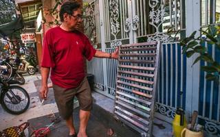 5 loại bậc tam cấp giúp người dân Hà Nội, Sài Gòn không lấn chiếm vỉa hè hoạt động thế nào, giá cả ra sao?