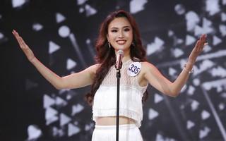 Gây choáng với dung mạo không son phấn, nhưng Như Ngọc vẫn cực đáng gờm tại Hoa hậu Hoàn vũ VN!