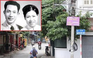 Cận cảnh con đường sắp mang tên nhà tư sản Trịnh Văn Bô