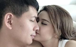 Ảnh thân mật của Bình Minh - Trương Quỳnh Anh không phải đóng phim như lời đồn