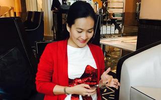 Vợ Bình Minh phản ứng thế nào trước nghi vấn chồng lộ ảnh thân mật cùng Trương Quỳnh Anh?