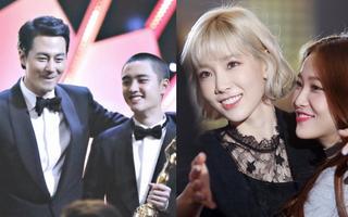 Những cặp bạn thân sao nổi đình nổi đám trong showbiz Hàn vì... chênh lệch tuổi quá lớn