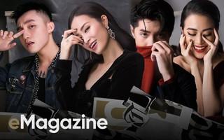 Câu chuyện của bốn ngôi sao có ảnh hưởng của showbiz Việt: Thành công không dành cho kẻ yếu đuối