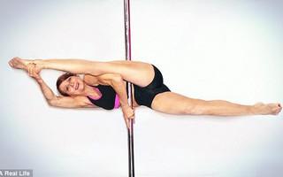 Cụ bà U70 múa cột vô địch thế giới khiến giới trẻ phải chạy dài