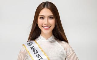 The Face vừa kết thúc, Tường Linh tiếp tục chinh chiến tại đấu trường Miss Intercontinental 2017