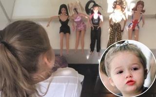 """Harper Beckham vừa nhận ra mình """"ngầu"""" thế nào khi là con của siêu sao nhạc pop nổi tiếng thế giới!"""