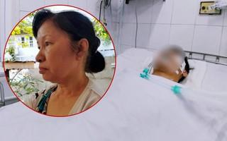 """Mẹ của nạn nhân bị thương nặng trong vụ ô tô BMW đâm liên hoàn ở Sài Gòn: """"Con chỉ kịp thì thào với tôi vài câu"""""""