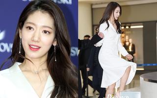 Bước sang độ tuổi U30, Park Shin Hye mới đạt đến đẳng cấp nhan sắc rực rỡ nhất
