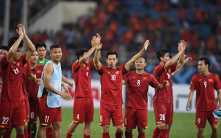 Phá dớp Mỹ Đình hạ Philippines, đội tuyển Việt Nam vào chung kết AFF Cup sau 10 năm chờ đợi