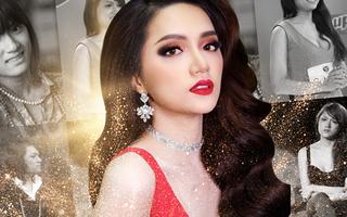 """Giải thưởng """"khủng"""" mà Hương Giang nhận được khi trở thành Tân Hoa hậu Chuyển giới Quốc tế 2018"""