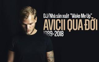 SỐC: DJ nổi tiếng Avicii bất ngờ qua đời ở tuổi 28