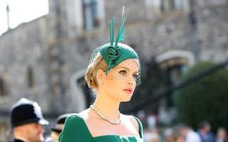 Cháu gái cố Công nương Diana thu hút sự chú ý vì quá xinh đẹp tại đám cưới Hoàng gia