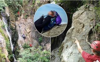 Clip thác dữ Lao Phào: Con thác 7 tầng chảy xiết nơi phát hiện thi thể nam phượt thủ leo Tà Năng - Phan Dũng