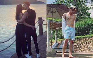 """Phương Trinh Jolie đang hẹn hò với nam diễn viên điển trai, body sáu múi của """"Chiến dịch chống ế""""?"""