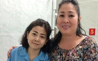 NSND Hồng Vân và Ốc Thanh Vân cập nhật tình trạng sức khoẻ của Mai Phương: Đau buốt toàn thân, nếu không đỡ phải mổ!