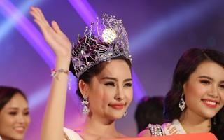 Lê Âu Ngân Anh bị cục NTBD đề nghị thu hồi vương miện Hoa hậu Đại dương 2017