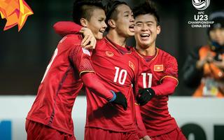 ĐỊA CHẤN: Việt Nam quật ngã Iraq sau loạt penalty, vào bán kết U23 châu Á