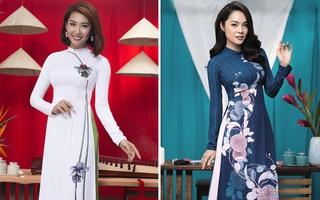 Thúy Ngân, Dương Cẩm Lynh dịu dàng khoe sắc trong BST Ước Mơ - Thái Tuấn
