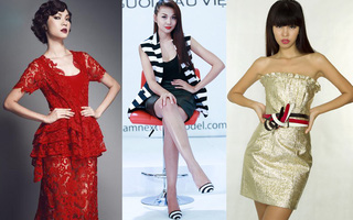Đặt lên bàn cân style thời trang của 3 nữ giám khảo VNTM