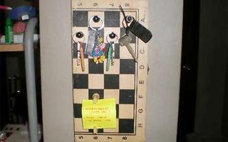 Hộp móc treo chìa khóa tiện lợi cho cả gia đình