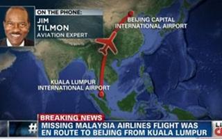 Chiếc máy bay Malaysia rơi được nhìn thấy lần cuối khi nào?