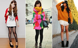 7 tip mix đồ hiệu quả với trang phục oversized