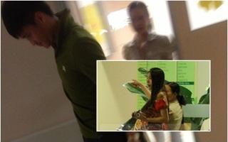 Thủy Tiên đã sinh bé gái nặng 2,8kg