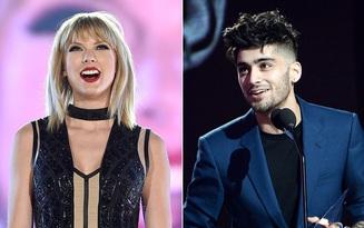 """Zayn chẳng vui vẻ gì khi phải song ca với Taylor Swift bản OST """"50 Sắc Thái Đen""""?"""
