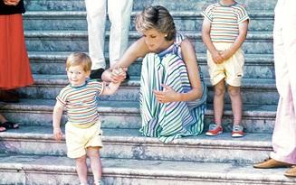 Nước mắt của Hoàng tử Anh: 20 năm chôn giấu hồi ức về Công nương Diana quá cố