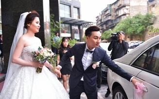 MC Thành Trung dùng siêu xe 21 tỷ để rước dâu
