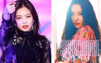 """Fan té ngửa khi Jennie nhảy """"Solo"""" trên nền nhạc """"Gashina"""" (Sunmi) khớp từng khuôn hình!"""