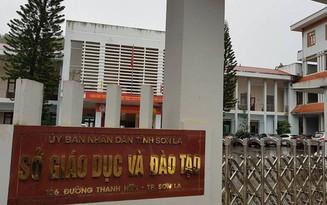 Công an đang đấu tranh với các đối tượng có hành vi vi phạm về điểm thi ở Sơn La