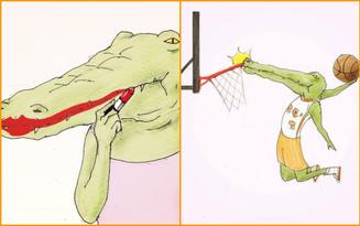 Bi kịch cuộc đời cá sấu chứng minh: cái mồm làm hại cái thân là có thật!