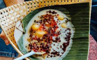 Bubur Madura - món cháo truyền thống độc lạ ăn cùng trân châu, sữa dừa của đất nước Philippines