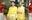 """Bộ đôi Hoa hậu Kỳ Duyên - Mỹ Linh """"đọ sắc"""" với tông vàng rực rỡ tại show thời trang"""