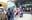 Hàng trăm sinh viên Sài Gòn tiếp tục đội nắng xếp hàng, chen chân giành suất đăng ký dự thi TOEIC