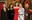 """Trương Mỹ Nhân khoe vai trần với đầm đỏ rực, hội ngộ dàn người đẹp """"The Face"""" tại sự kiện"""