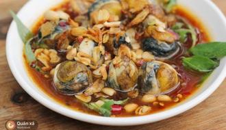 Ở Hà Nội mà thèm trứng cút lộn xào me thì ăn ở đâu nhỉ?