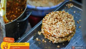 Vị quê miền Trung gói gọn trong những món bánh mộc mạc, dân dã chỉ có ở chợ Bà Hoa