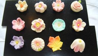 Độc đáo ẩm thực Wagashi của Nhật Bản, mỗi chiếc bánh làm ra đều là một tác phẩm nghệ thuật tinh tế