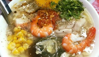 """Rủ rê hội bạn thân đi ăn những hàng súp cua """"đắt xắt ra miếng"""" ở Sài Gòn"""